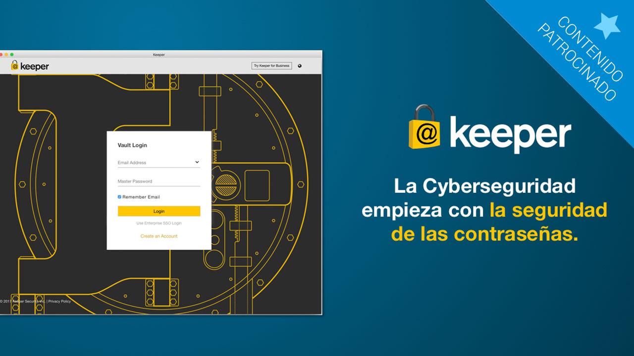 Keeper Security: tu empresa a prueba de hackers