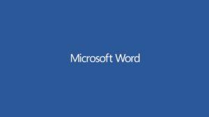 Microsoft Word quiere que no cometas errores al escribir y te dará recomendaciones