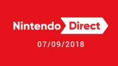Mira aquí el Nintendo Direct del viernes 7 de septiembre de 2018