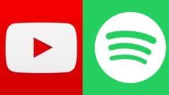 Youtube Music vs Spotify: comparamos los dos servicios de música en streaming