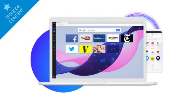 El navegador Opera te ofrece más de Internet