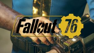 Fallout 76: Gameplay con una bomba nuclear detonando, el mapa y otros detalles