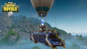 El autobús de Fortnite acaba de cambiar radicalmente y sin avisar