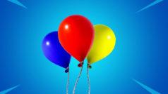 Fortnite Battle Royale anuncia nuevo objeto: los globos