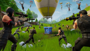 Epic Games suelta pistas sobre el evento de Halloween para Fortnite
