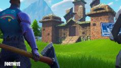 Fortnite: Pronto llegarán más opciones para el modo Patio de Juegos