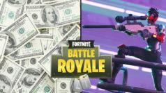 Epic Games está pidiendo hasta 25 millones de dólares a las futuras patrocinadores del Mundial de Fortnite