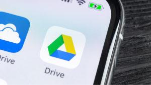 Qué ocupa espacio y qué no en tu cuenta de Google Drive