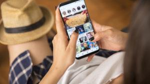 Instagram te permite enviar notas de voz en los mensajes directos