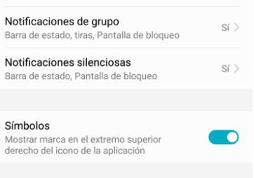 Modo silencio Android