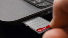 Cómo recuperar archivos borrados de una tarjeta SD