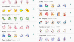 Descarga nuevos packs de stickers para WhatsApp… ¡gracias a Telegram!