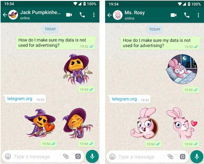 Descarga nuevos packs de stickers para WhatsApp… ¡gracias a