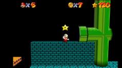 Un fan de Nintendo combina el clásico Mario Bros. con Super Mario 64