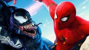 Venom y Spider-Man se enfrentarán el año que viene en una película