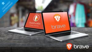 Brave y DuckDuckGo unidos para una privacidad total en la Web