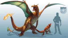 Los Pokémon realistas de este artista le consiguieron su trabajo más deseado