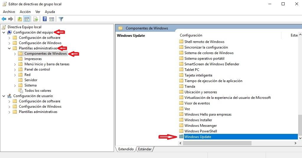 Cómo desactivar las actualizaciones de Windows 10