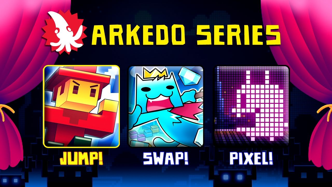 The Arkedo Series (PS3)
