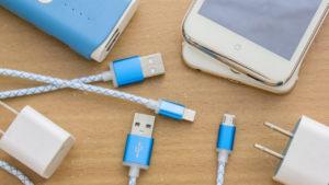 ¿Sirve cualquier cargador para nuestros dispositivos electrónicos?