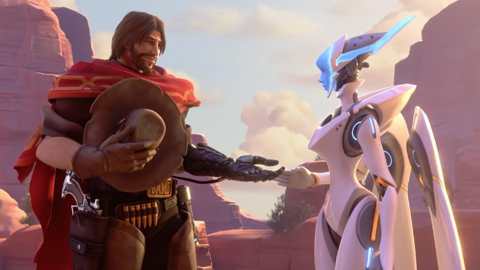 Overwatch: Todo sobre sus nuevos personajes