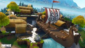 Fortnite: Visita un Barco Vikingo, un camello y un Autobús de Batalla accidentado