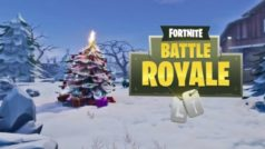 El mapa de Fortnite: Battle Royale quedará totalmente nevado en la Temporada 7