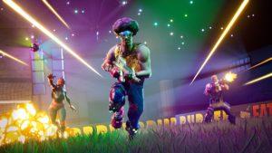Fortnite: Aquí están los juegos de los payasos para los Desafíos de la Semana 8, Temporada 6