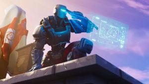 Fortnite: Aquí está la Estrella de Batalla oculta en la Semana 8, Temporada 6