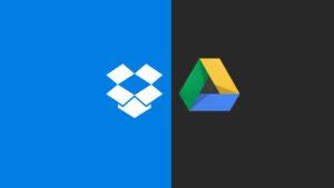 Cómo usar varias cuentas de Dropbox y Drive en un mismo PC