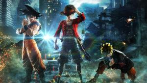 Jump Force: Personajes confirmados, jugabilidad y fecha de lanzamiento