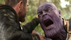 Marvel: La batalla Thor vs Thanos de Infinity War incluía a más Vengadores en la versión original