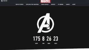 Los Vengadores 4: ¿Qué significa esta cuenta atrás que ha iniciado Marvel?