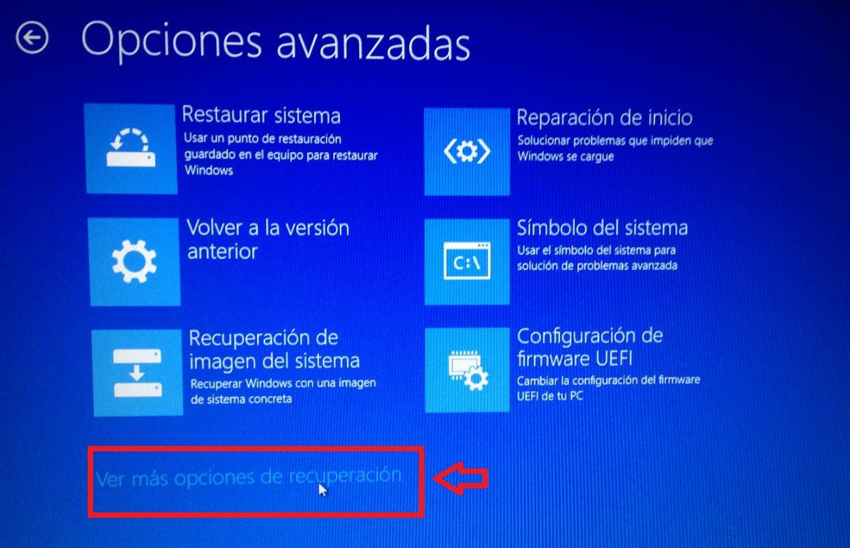 Cómo entrar en Modo Seguro en Windows 10