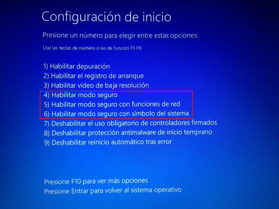 Cómo solucionar el error de pantalla azul de Windows 10