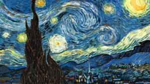 Ilusión óptica increíble: ¿se mueve este cuadro de Van Gogh?