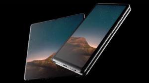 Este vídeo imagina el teléfono plegable de Samsung