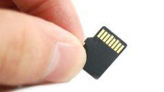 4 razones para no usar una tarjeta SD en el teléfono móvil