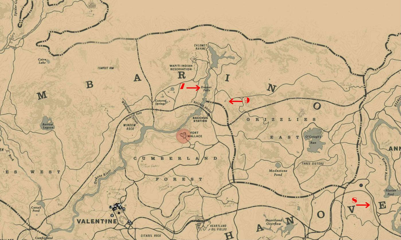 Guía de Red Dead Redemption 2: Cómo encontrar todas las tumbas