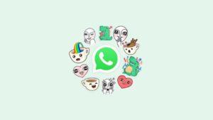 Cómo crear tus propios stickers en WhatsApp