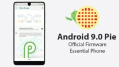 Desvelados los teléfonos Samsung que se actualizarán a Android Pie en el 2019