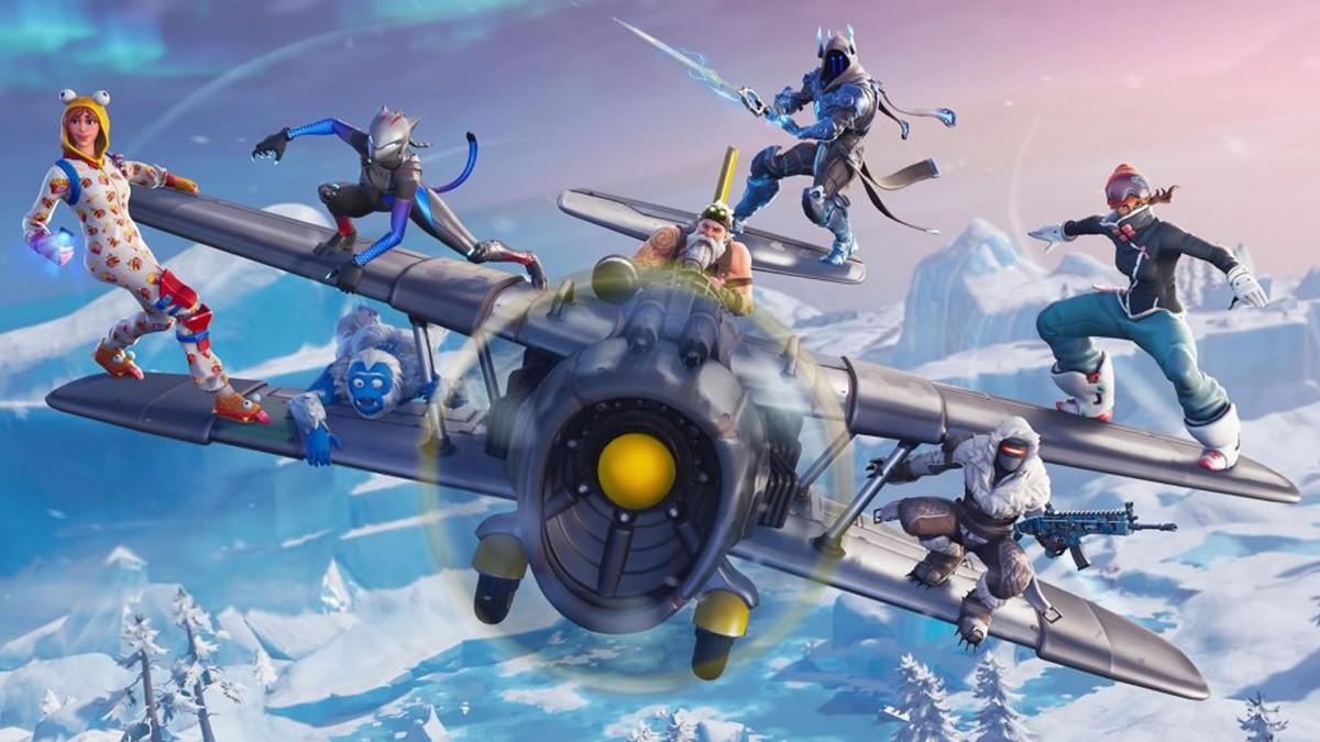 Fortnite Battle Royale Guia Para Completar Los Desafios De La
