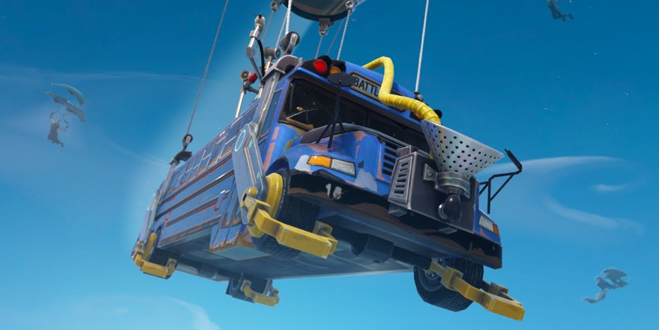 Fortnite-Bus