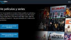 Consigue 5 euros con Amazon viendo películas y series gratis