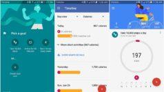 Google Fit te motiva con los propósitos de año nuevo