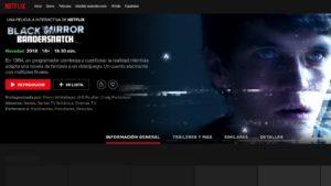 Juega gratis a la nueva película de Netflix, Black Mirror Bandersnatch