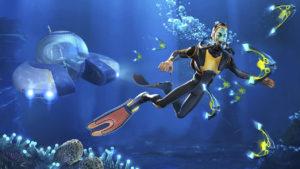 Los creadores de Fortnite te regalan un gran juego de este año: Subnautica