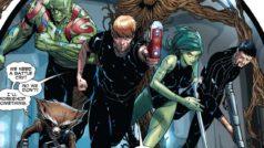 Guardianes de la Galaxia: nuevo look de Groot (y nuevos Guardianes) en los cómics Marvel