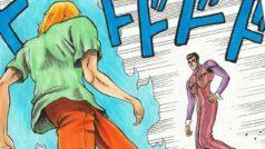 Tenemos que hablar sobre este meme que convierte a Shaggy en un personaje poderoso de Dragon Ball Z