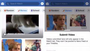 Facebook quiere atraer a los jóvenes con LOL, una plataforma de memes y vídeos